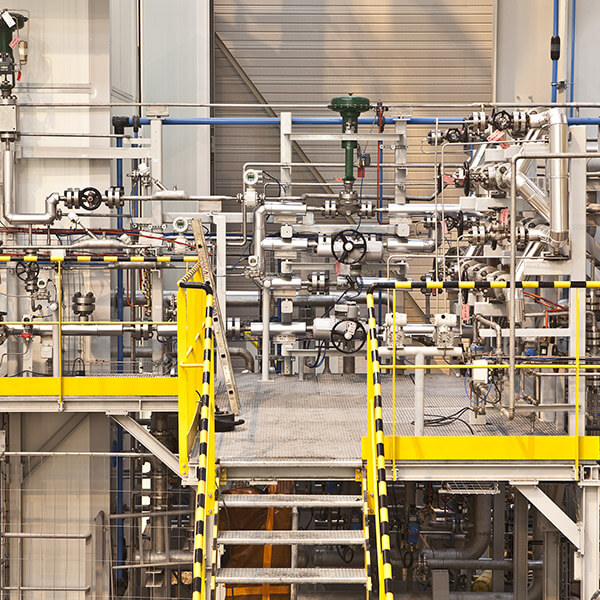 Optimising the industrial processes